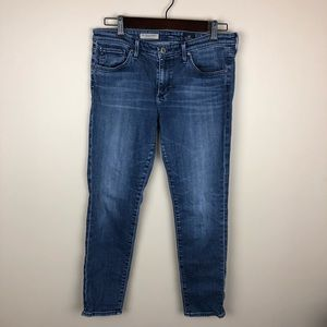 Adriano Goldschmied 31 R Stevie Ankle Jeans